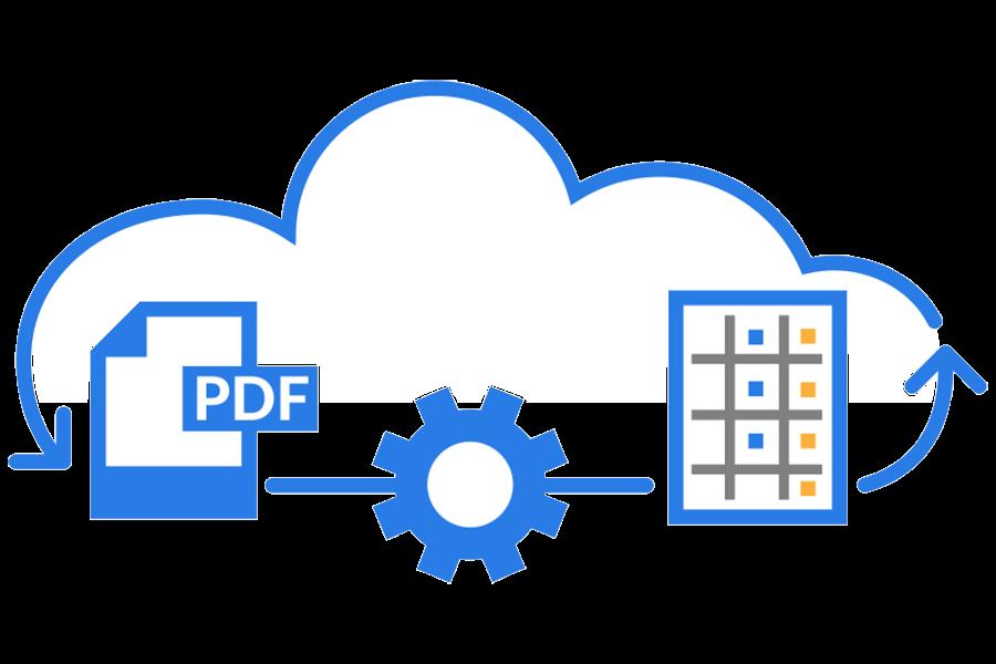 تنظیمات PDF