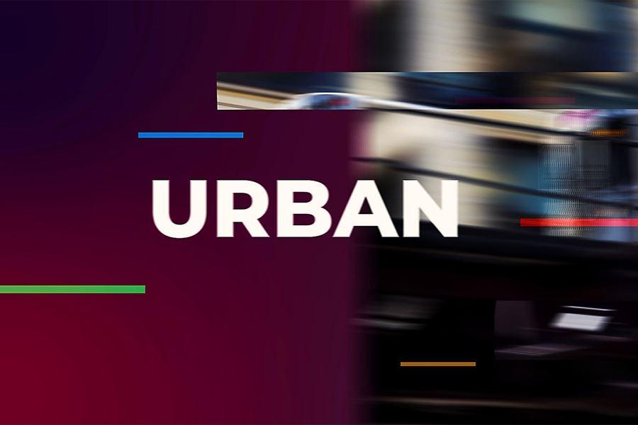 تمپلیت Urban